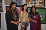 Ameesha Patel,Roop Kumar Rathod, Sonali Rathod at cpaa art exhibition in Mumbai on 8th June 2015 (21)_5576b132a7ce4.JPG