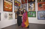 Roop Kumar Rathod, Sonali Rathod at cpaa art exhibition in Mumbai on 8th June 2015 (13)_5576b135b63dd.JPG
