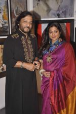 Roop Kumar Rathod, Sonali Rathod at cpaa art exhibition in Mumbai on 8th June 2015 (9)_5576b144d0631.JPG