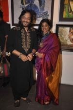 Roop Kumar Rathod, Sonali Rathod  at cpaa art exhibition in Mumbai on 8th June 2015 (3)_5576b133a00cd.JPG