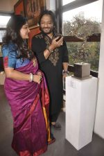Roop Kumar Rathod, Sonali Rathod at cpaa art exhibition in Mumbai on 8th June 2015 (11)_5576b134a8cc4.JPG