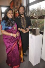 Roop Kumar Rathod, Sonali Rathod at cpaa art exhibition in Mumbai on 8th June 2015 (12)_5576b15a6a181.JPG