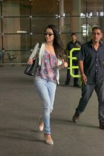 Shraddha Kapoor snapped at domestic airport on 8th June 2015
