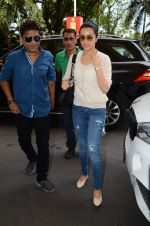 shraddha Kapoor leave for indore on 9th June 2015