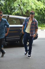 varun Dhawan leave for indore on 9th June 2015