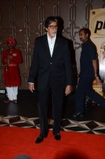 Amitabh Bachchan at PK success bash in Mumbai on 10th June 2015