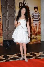 Ankita Lokhande at PK success bash in Mumbai on 10th June 2015