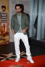 Ayushman Khurana at PK success bash in Mumbai on 10th June 2015