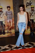 Deepika Padukone  at PK success bash in Mumbai on 10th June 2015