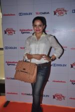 Giaa Manek at Motu Patlu screening for Nickelodeon in Fun Republic on 11th June 2015 (14)_5579b631ae57a.JPG