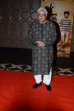 Javed Akhtar at PK success bash in Mumbai on 10th June 2015