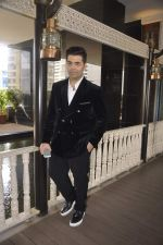 Karan Johar at MAMI FEST press meet in Mumbai on 10th June 2015