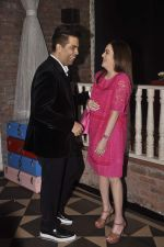 Karan Johar, Nita Ambani at MAMI FEST press meet in Mumbai on 10th June 2015
