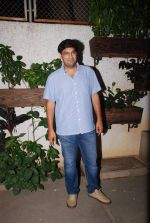 Kunaal Roy Kapur at Vidya Balan hosts Hamari Adhuri Kahani screening for family on 10th June 2015
