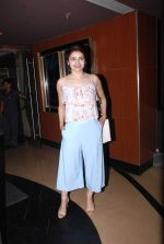 Prachi Desai snapped at PVR on 10th June 2015