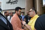 Rajiv Kapoor accidentally met Anil Kapoor after a long time at IIFA Malaysia on 11th June 2015