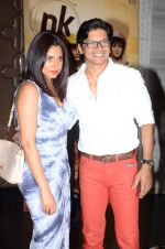 Shaan at PK success bash in Mumbai on 10th June 2015