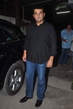 Siddharth Roy Kapur at Vidya Balan hosts Hamari Adhuri Kahani screening for family on 10th June 2015