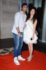 Sushant Singh Rajput, Ankita Lokhande at PK success bash in Mumbai on 10th June 2015 (166)_55798986d9830.JPG
