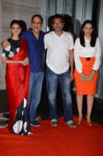 Vidhu Vinod Chopra, Aditi Rao Hydari, Rakesh Mehra at PK success bash in Mumbai on 10th June 2015