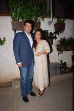 Vidya Balan, Siddharth Roy Kapur hosts Hamari Adhuri Kahani screening for family on 10th June 2015