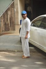 Saif Ali Khan snapped outside his home on 11th june 2015