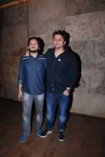 Vishesh Bhatt, mohit Suri at Hamari Adhuri Kahani screening on 11th June 2015 (1)_557ae99248145.JPG