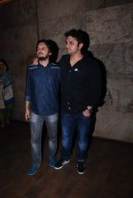 Vishesh Bhatt, mohit Suri at Hamari Adhuri Kahani screening on 11th June 2015 (2)_557ae9a8efb5a.JPG