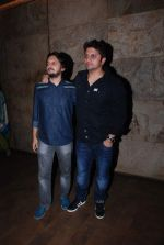 Vishesh Bhatt, mohit Suri at Hamari Adhuri Kahani screening on 11th June 2015