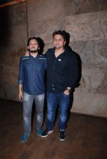 Vishesh Bhatt, mohit Suri at Hamari Adhuri Kahani screening on 11th June 2015 (5)_557ae994d84cf.JPG