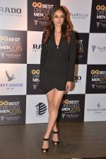Aditi Rao Hydari at GQ Best-Dressed Men in India 2015 in Mumbai on 12th June 2015