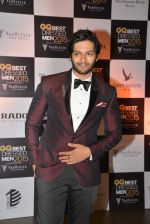 Ali Fazal at GQ Best-Dressed Men in India 2015 in Mumbai on 12th June 2015