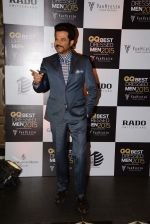 Anil Kapoor at GQ Best-Dressed Men in India 2015 in Mumbai on 12th June 2015