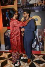 Arjun Kapoor, Ranveer Singh at GQ Best-Dressed Men in India 2015 in Mumbai on 12th June 2015