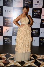 Candice Pinto at GQ Best-Dressed Men in India 2015 in Mumbai on 12th June 2015