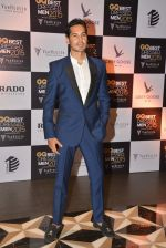 Dino morea at GQ Best-Dressed Men in India 2015 in Mumbai on 12th June 2015
