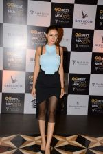 Evelyn Sharma at GQ Best-Dressed Men in India 2015 in Mumbai on 12th June 2015