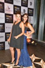 Huma Qureshi, Neha Dhupia at GQ Best-Dressed Men in India 2015 in Mumbai on 12th June 2015