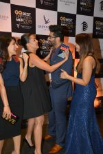 Huma Qureshi, Neha Dhupia, Arjun Kapoor at GQ Best-Dressed Men in India 2015 in Mumbai on 12th June 2015