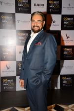 Kabir Bedi at GQ Best-Dressed Men in India 2015 in Mumbai on 12th June 2015