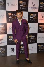 Karan Tacker at GQ Best-Dressed Men in India 2015 in Mumbai on 12th June 2015