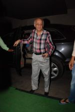 Mukesh Bhatt at Hamari Adhuri Kahani screening in Lightbox on 12th June 2015