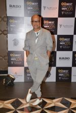 Narendra Kumar Ahmed at GQ Best-Dressed Men in India 2015 in Mumbai on 12th June 2015