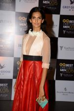 Poorna Jagannathan at GQ Best-Dressed Men in India 2015 in Mumbai on 12th June 2015