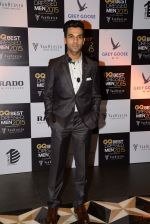 Raj Kumar Yadav at GQ Best-Dressed Men in India 2015 in Mumbai on 12th June 2015