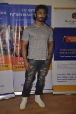 Vidyut Jamwal attend a school event on 12th June 2015