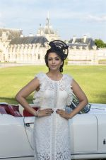 Aishwarya Rai Bachchan for Longiness at Chantilly Castle in Paris on 11th June 2015