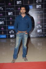 Nikhil Dwivedi at MTV Bollyland in Mumbai on 13th June 2015