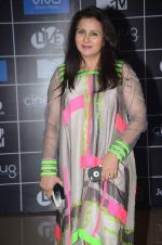 Poonam Dhillon at MTV Bollyland in Mumbai on 13th June 2015