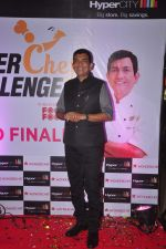 Sanjeev Kapoor at hypercity cookery event on 13th June 2015